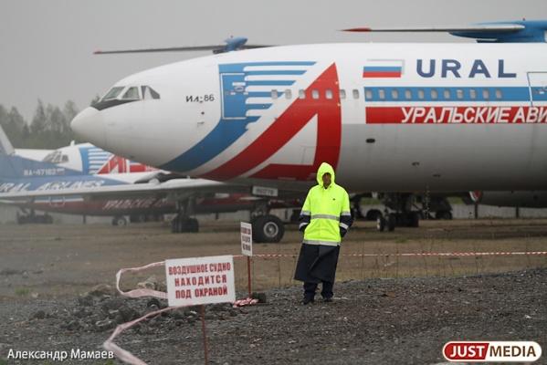 В Екатеринбурге отменен рейс «Трансаэро» в Сочи