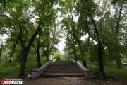 Администрация Екатеринбурга взялась за освещение Основинского парка