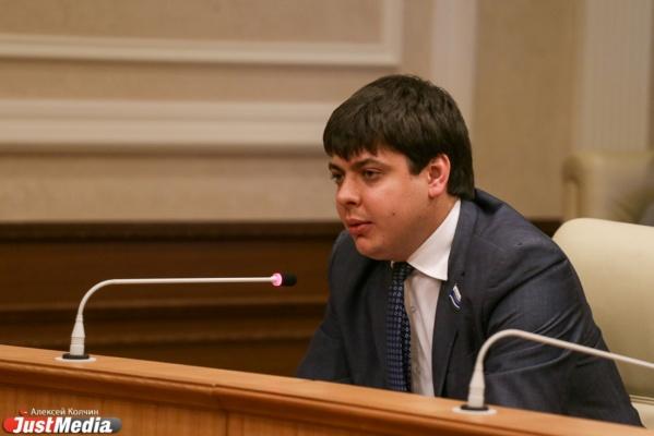 Депутат свердловского Заксобрания Михаил Зубарев попал в аварию