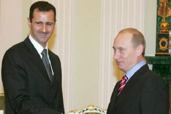 Путин и Асад провели переговоры в Москве