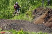 В Екатеринбурге велосипедисты устроят гонки по горам