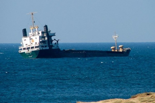 В Норвегии после погони задержали российское рыболовное судно