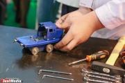 Гостей WorldSkills Hi-Tech научат управлять самолетом, дирижаблем и роботами