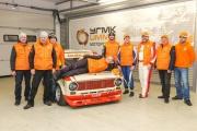 Команда УГМК «Моторспорт» заняла второе место в гонке на выносливость