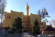 В Верхней Пышме за 100 миллионов рублей продают целый «замок»