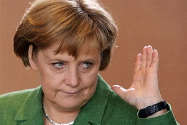 Канцлер Германии начала официальный визит в Китай