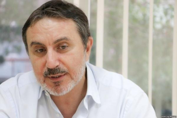 ФСБ возбудило дело против одного из инициаторов блокады Крыма