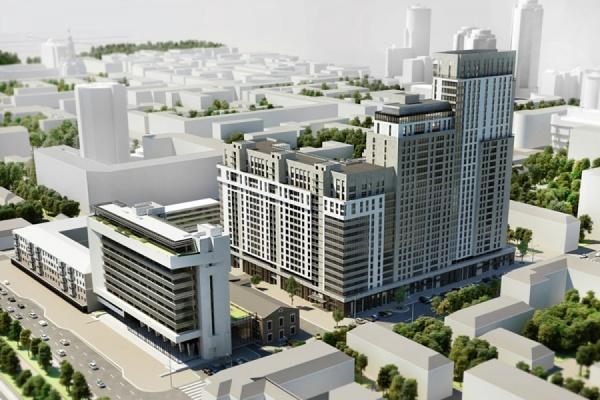 Проект элитного квартала Екатеринбурга получил золотой знак архфестиваля «Зодчество-2015»
