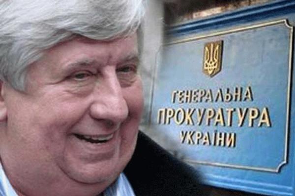 Неизвестные обстреляли кабинет генпрокурора Украины в Киеве