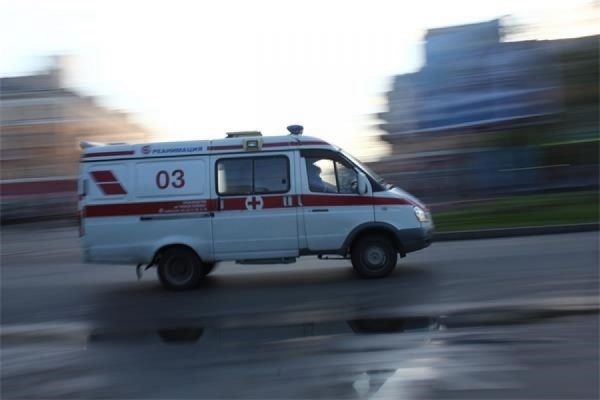 Автобус Москва-Ереван опрокинулся под Тулой
