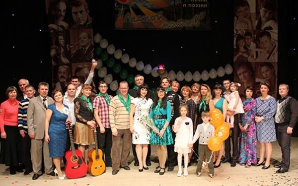 «Электрохимприбор» собрал на «Лесном мотиве» исполнителей авторской песни из нескольких уральских городов