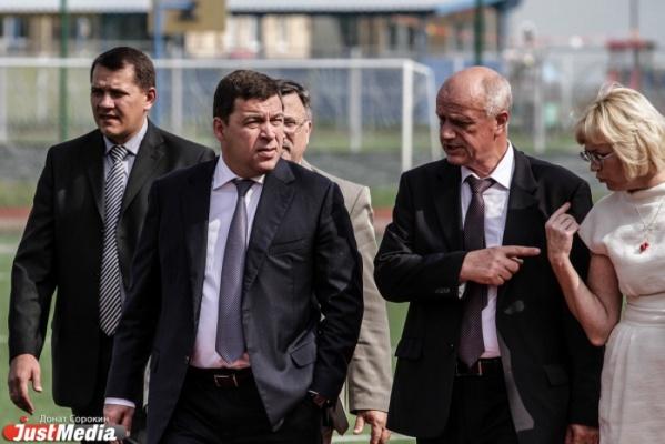 Профсообщество не верит, что Куйвашев пытается спасти директора гимназии №9 от произвола чиновников: «Такое уже было в Первоуральске»