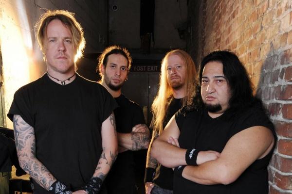 Корифеи индастриал-метала Fear Factory отметят двадцатилетие легендарного альбома в Екатеринбурге