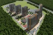 На Новокольцовском тракте построят 33-этажную высотку с эксплуатируемой кровлей