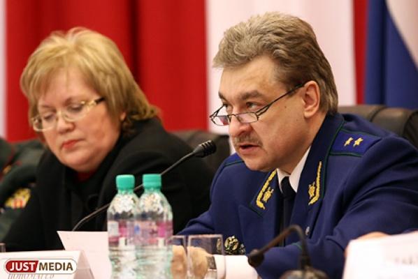 Замгенпрокурора Пономарев допросил помощника Кинева