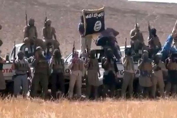 Курдская армия начала наступление на ИГ
