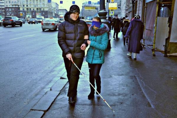 На Урале пройдет самое крупное шествие незрячих