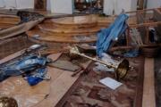 В селе Покровском задержали мужчину, разгромившего церковь