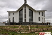 РОСГОССТРАХ в Свердловской области выплатил за сгоревший коттедж 1,2 миллиона рублей