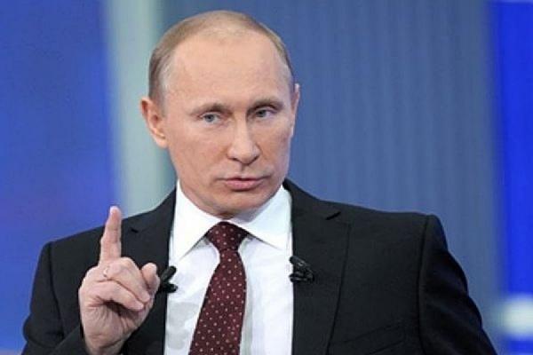 Путин пообещал усилить удары по террористам в Сирии