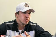 Защитника «Автомобилиста» Трямкина ждут в Канаде после окончания сезона КХЛ