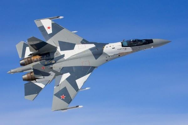 Россия поставит Китаю 24 истребителя СУ-35