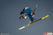 На «Волчихе» детей учат кататься на лыжах по французской методике