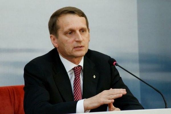 Парламент РФ во всём поддержит призыв Владимира Путина дать отпор терроризму