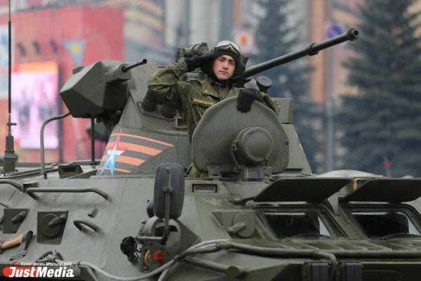 Министр обороны Шойгу отправит на Урал танк