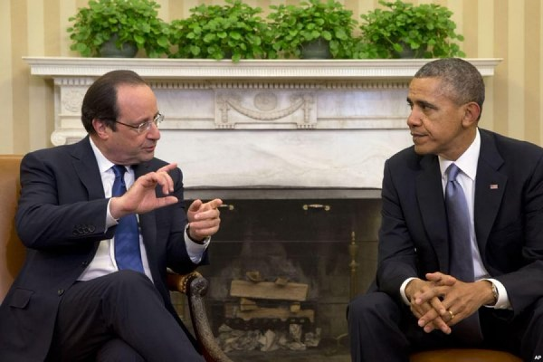Барак Обама прибыл на саммит по климату в Париж
