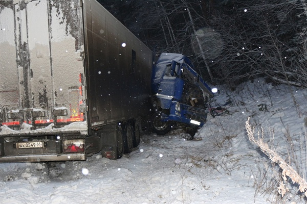 На дорогах Свердловской области в выходные произошел всплеск ДТП с тяжелыми последствиями