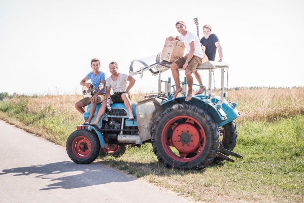 В Екатеринбурге впервые выступит группа «Bavarian Hot Stuff»