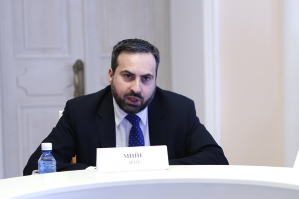 Внешнеторговый оборот Свердловской области с Францией сократился на 14%. Губернатор призвал нового генконсула восстановить отношения