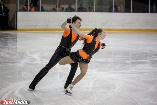 Екатеринбург готовится к приему чемпионата России по фигурному катанию