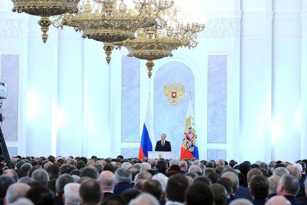 Помидорами не отделаются. В послании Федеральному собранию Путин заявил, что Россия не простит Турции гибель российских военных