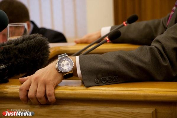 Свердловских чиновников будут наказывать за заключение контрактов с фирмами родственников