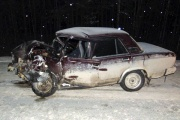 В двух ДТП вблизи Камышлова и Полевского погибли два человека
