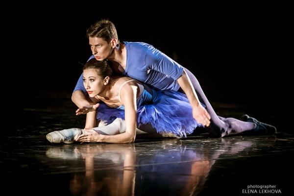 Новые постановки екатеринбургского балета первым увидит Санкт-Петербург