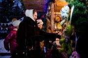 Европейскую Рождественскую ярмарку посетили почти пять тысяч взрослых и детей
