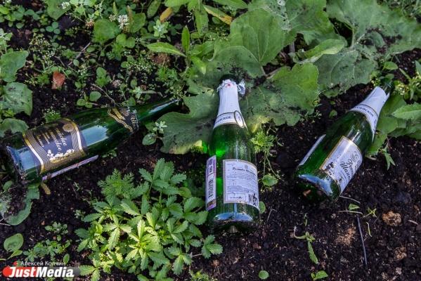 Торговцы паленым алкоголем в Свердловской области перешли из магазинов в интернет
