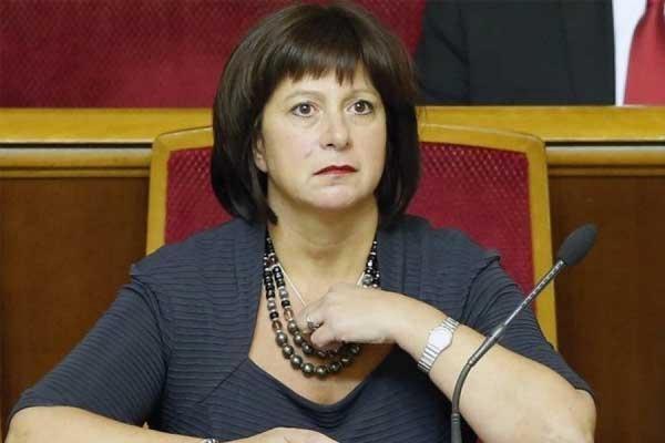 Глава Минфина Украины допустила отказ от выплаты долга РФ