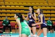 «Уралочка-НТМК» одержала вторую победу в волейбольной Лиге Чемпионов