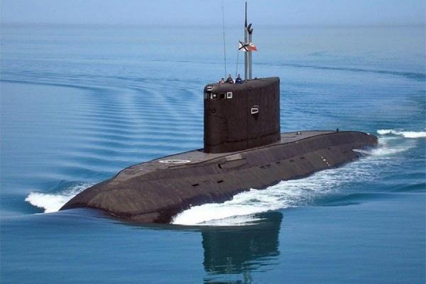 Россия нанесла ракетный удар по ИГ с подводной лодки из акватории Средиземного моря