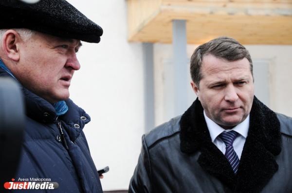Первый пошел. В Белоярке арестован один из чиновников, виновных в отсутствии тепла. Жители ждут ареста мэра