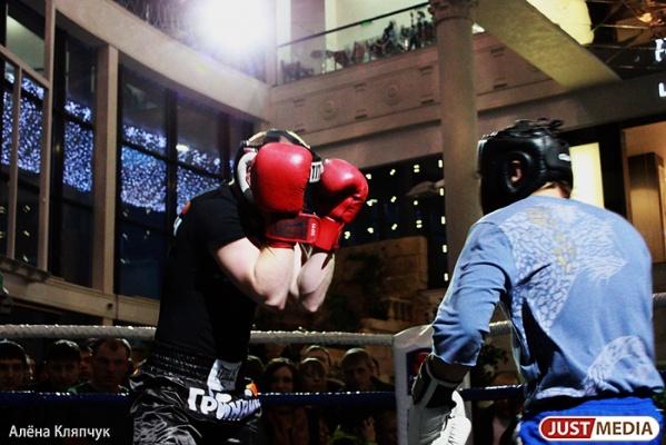 В Екатеринбург на чемпионат России съехались специалисты по тайскому боксу
