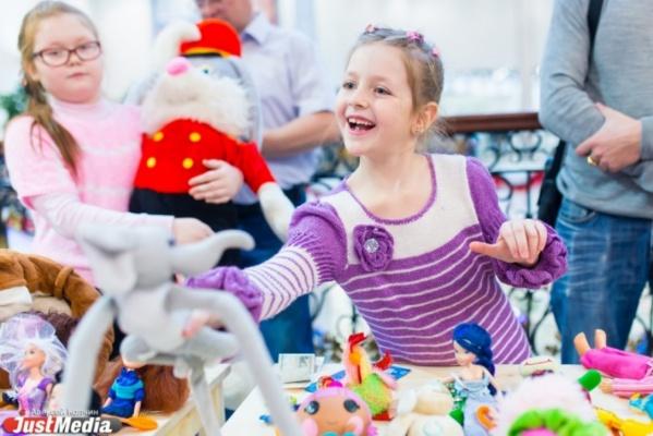 В Екатеринбурге пройдет первая новогодняя Ярмарка старых игрушек