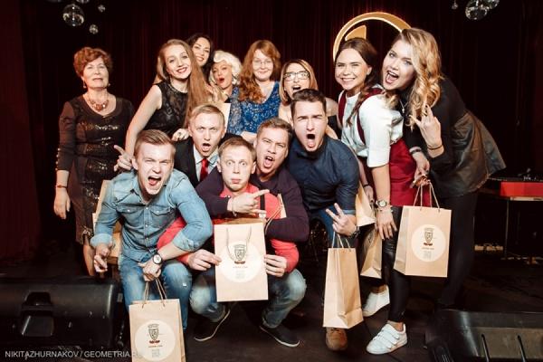 «Выпускной вечер» четвертого сезона «Академии Ведущих ЕКБ» прошел в D CLUB