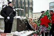 Траурный митинг в память военнослужащих, погибших на Северном Кавказе, пройдет возле «Черного Тюльпана»