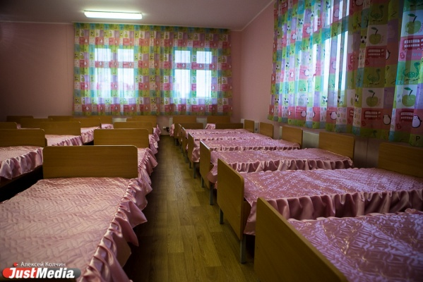 На Эльмаше открылся садик, из которого выселили информационно-методический центр