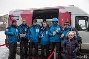 Участники первой российской метеоритной экспедиции УрФУ отправились в путь